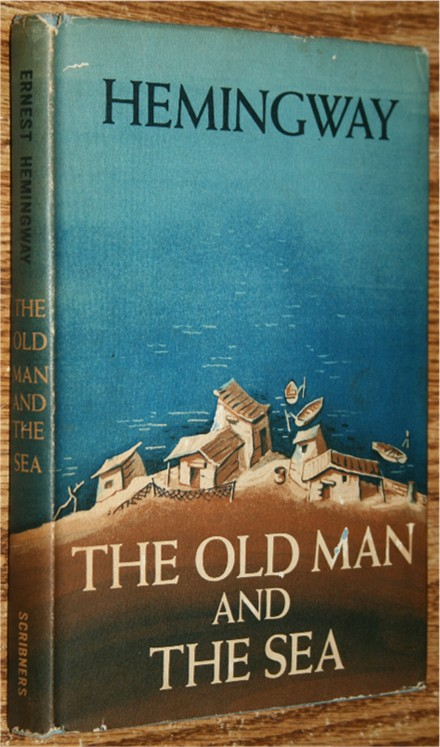 Old Man and the Sea First Edition